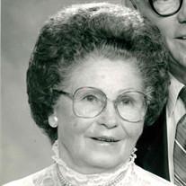 Christine Wildridge Garrison