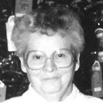 Myrtle Smith Robertson