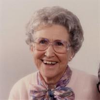 Evelyn Mae  Larsen