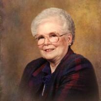 Ruth Crouch Thompson