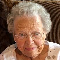 Clara E. Bostian