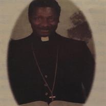 Rev. Ernest D. Stringfellow