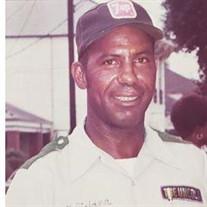 Webster Melvin Feliciana