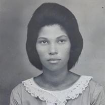 Vilma May Thomas