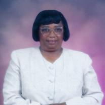 Mrs. Jannie Idina McClain Murphy