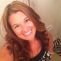"""Mrs. Samantha """"Sam"""" Michelle Birdsall, age 37 of Jackonsville"""