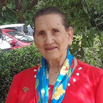 Ruby Marie Warwick