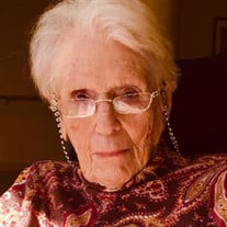 Gladys Irene Salkeld (nee Leach)