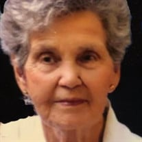 Eula Mae Nunn Evans