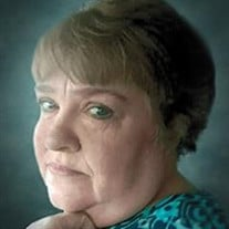 """Pamela Jo """"Mammie"""" Webster Perkey"""