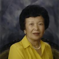 Mary Shizuno Fukushima Kubo
