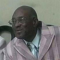 Rev. Allan Lee Darden