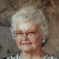 """Martha M.  """"Jeannie"""" Spears"""