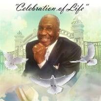 Reverend Floyd McKinley Blackwell