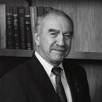 """Dr. John Nelson """"Jack"""" Marr"""