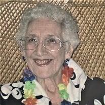 Grace E. Bergener