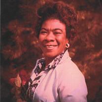 Mrs. Sophia Lee Franklin