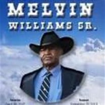 Mr Melvin Williams Sr