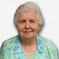 Dorothy Shuttleworth