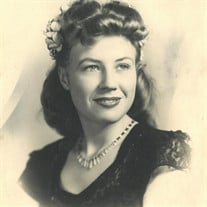 Dorothy Anne McMichael
