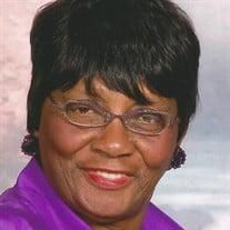 Mrs. Alma Jean Carter
