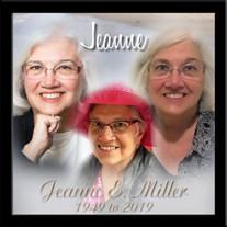 Jeanne E. Miller