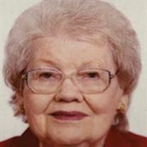 Martha Jane Crail