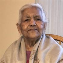 Mrs. Champaben A. Panchal