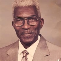 Deacon Charlie Terry Sr.