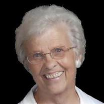 Sarah Margaret Peterson