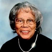 Mrs. Bernice Frances Farris