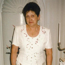 Mary  Lou Peek (Wagoner)