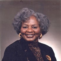 Mary  Williams Spann