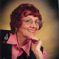 """Katherine  """"Kitty"""" Ann Mouton"""
