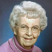 Mrs. Ellen Eva Kay