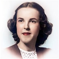 Mildred Christine Wesely