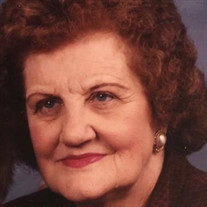 Mrs. Peggy W. Hayes