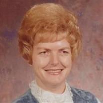 Doris Ann Vandruff