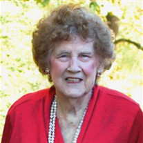 Evelyn I. Edlin Gibson