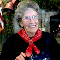 Mary Frances Melton