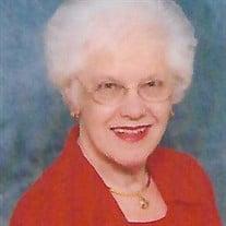 Margaret Chowning Brown Ellis