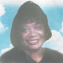 Mrs. Fannie Garrett