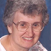 Maxine Mae Tegtmeier