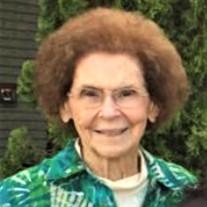 Mrs. Geraldine  Cordell Latham (Courtesy)
