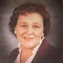 Beulah Mae DeWitt Erskine