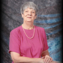Carolyn Tidwell of Adamsville, TN
