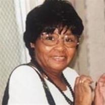 Mrs. Josephine Elizabeth Jones