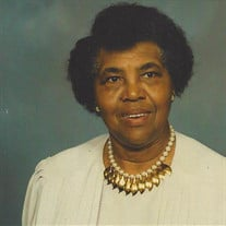Mrs. Lula Mae Overton