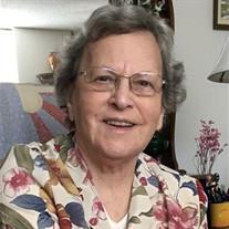 Mrs. Sarah Denton Baun