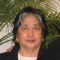 Cristina Medina Gelacio